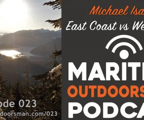 Podcast Episode 23 - Michael Isaacs - East Coast vs West Coast