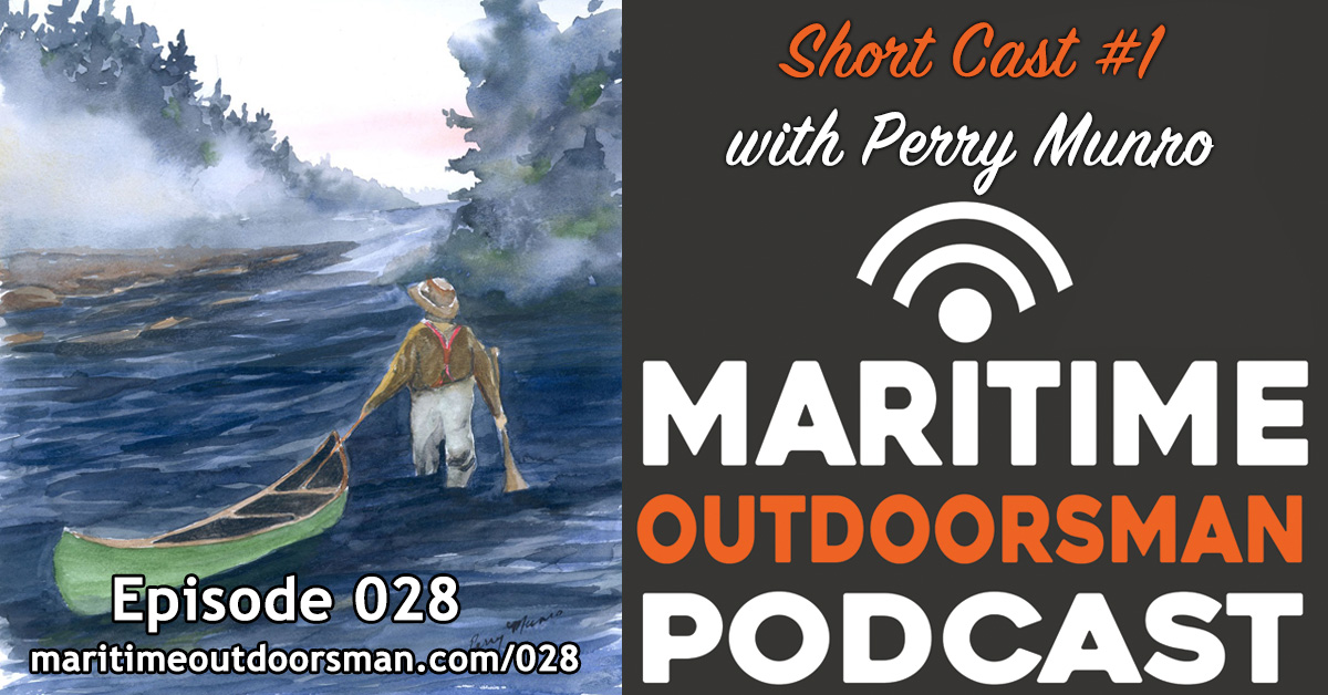 """""""Short Cast"""" #1 Podcast Episode with Perry Munro"""